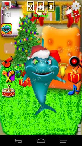 玩娛樂App|話赤ちゃんサメバーチャルペット免費|APP試玩