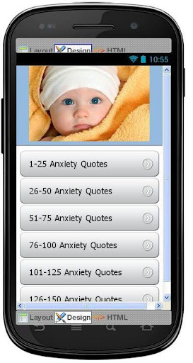 Best Anxiety Quotes