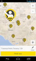 Screenshot of 99Taxis - Taxi in 5 minutes