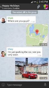 Telegram X - screenshot thumbnail