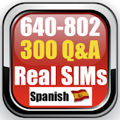 CCNA 640-802 Real Exam Spanish