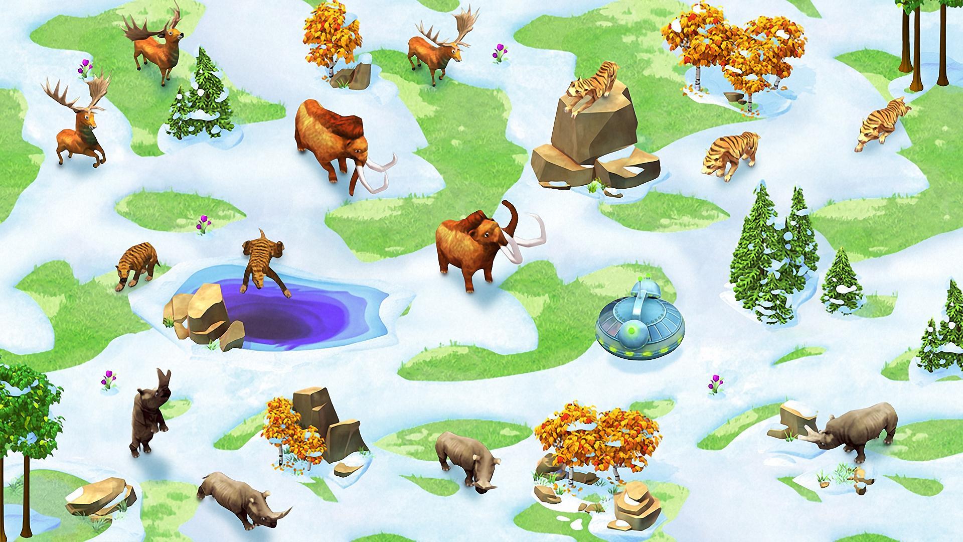 Wonder Zoo - Animal rescue ! screenshot #12