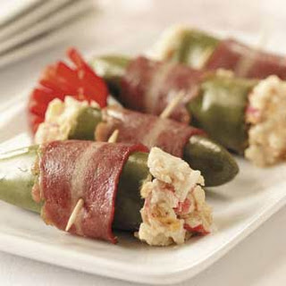 Crab-Stuffed Jalapenos Recipe