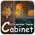 Cabinet.GO.LAUNCHER.THEME icon
