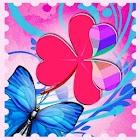 Theme Butterflies GO Launcher icon