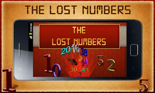 The Lost Numbers