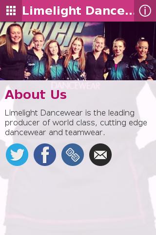 Limelight Dancewear
