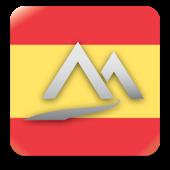 Spanien Karten