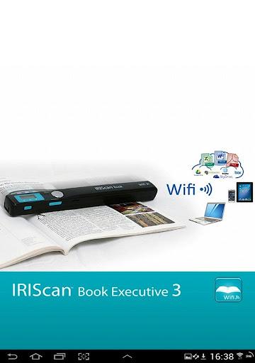 IRIScan Book