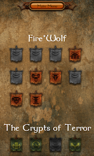 The Sagas of Fire*Wolf- screenshot thumbnail