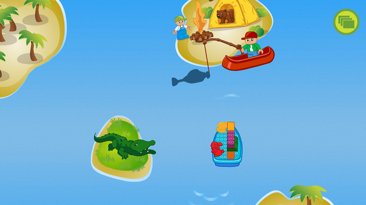 LEGO® DUPLO® Ice Cream- screenshot