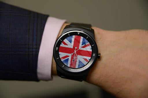 Britain - Wear Watch Face