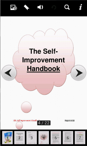 【免費教育App】The Self Improvement Handbook-APP點子
