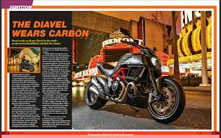Screenshot of Bike India