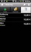 Screenshot of Payback Calculator