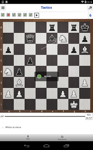 Chess - play, train & watch 1.4.4 screenshots 9