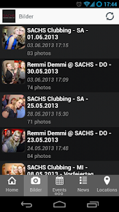 SACHS Bochum - screenshot thumbnail