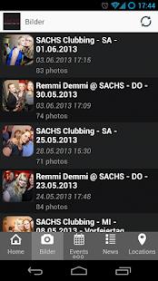 SACHS Bochum - screenshot thumbnail