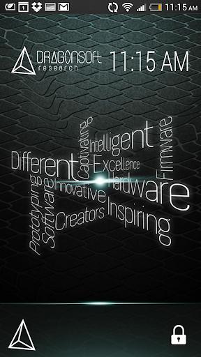Dragonsoft Research LockScreen