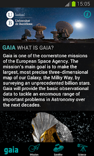 Gaia Mission- screenshot thumbnail