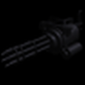 Minigun  weapon fun gun bullet