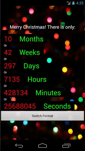 Christmas Countdown - Android Apps on Google Play