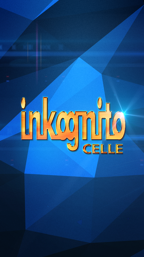 Inkognito Celle- screenshot