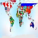 Ülkeler Başkentler Bayraklar logo