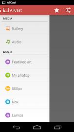 AllCast Screenshot 2