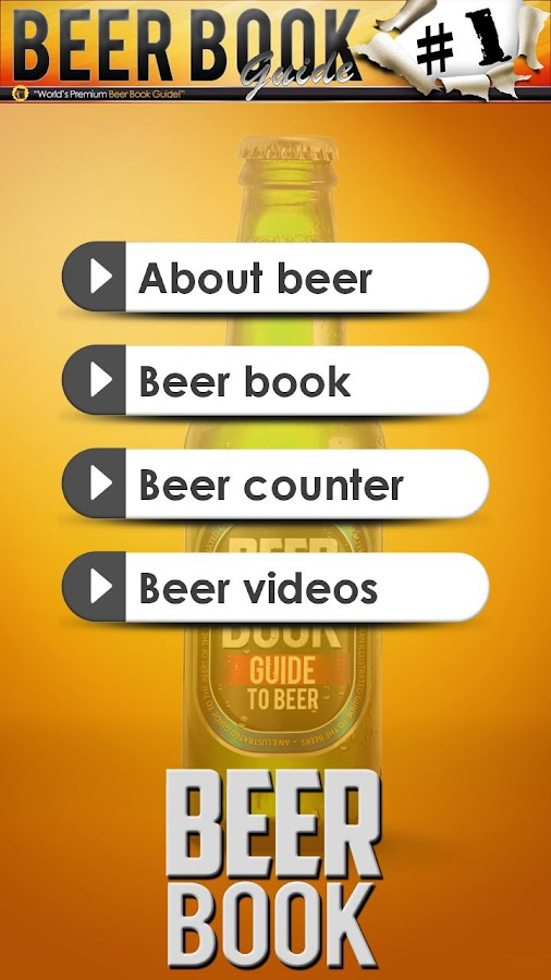 Beer Book- screenshot