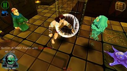 بتاريخ 17/5/2012 ::: اللعبة الرائعة جدا Dungeon Crawlers ::: بجرافيك 3D