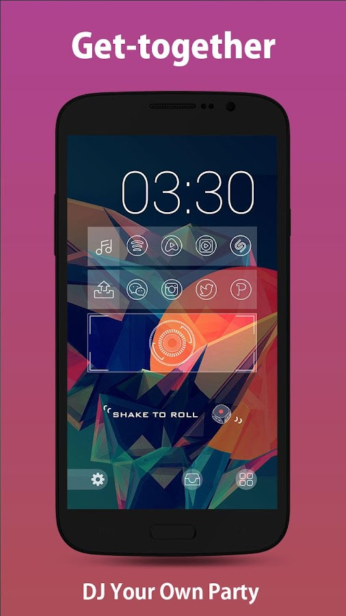 Smart Screen Launcher (Beta) - screenshot