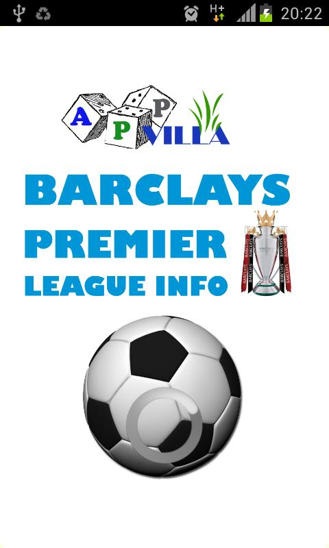 Barclays Premier League - screenshot