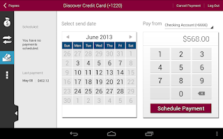 Screenshot of CAP COM Federal Credit Union