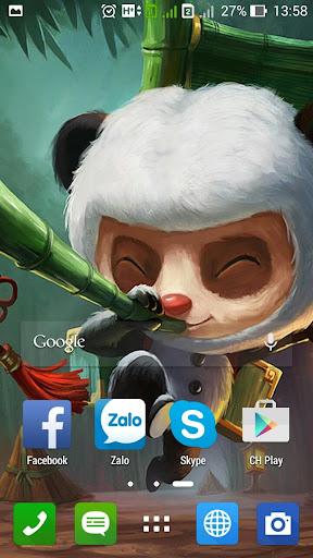 Hinh nen LoL 2017 screenshot