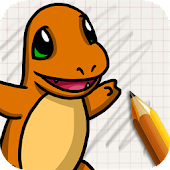 Download Art Drawings: Manga Monsters APK to PC