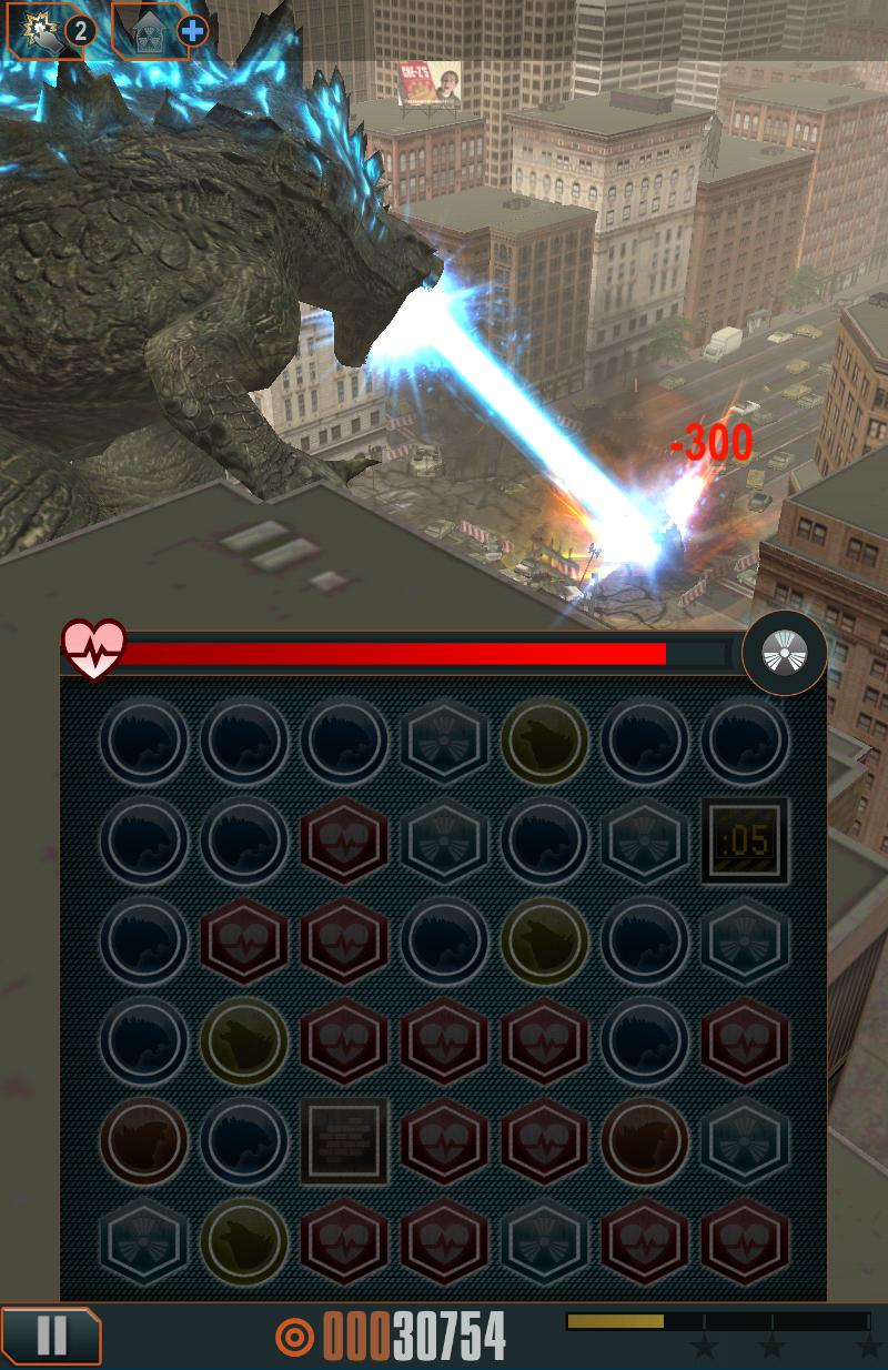 Godzilla - Smash3 screenshot #8