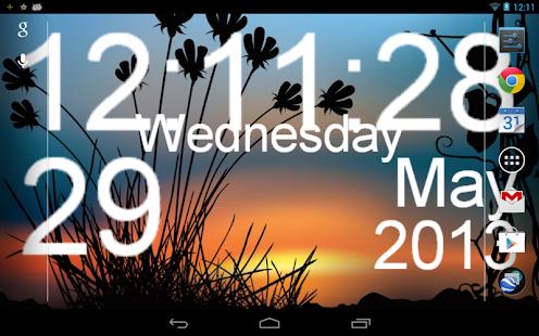 超級時鐘動態桌布Free&Pro 玩個人化App免費 玩APPs