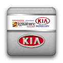 Signature Kia icon