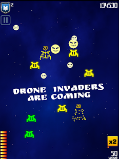 Drone Invaders- screenshot thumbnail