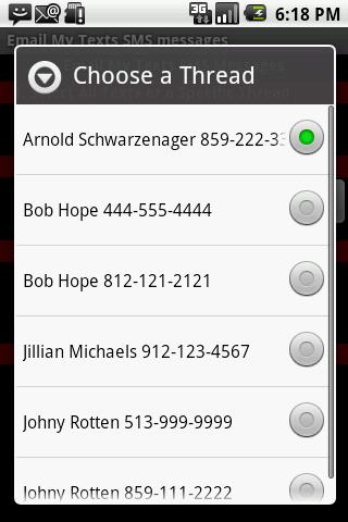 玩免費通訊APP|下載Email My Texts app不用錢|硬是要APP