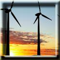 Windmills at Sunset LWP logo