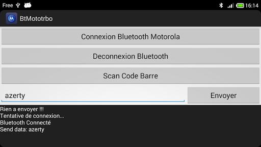 Mototrbo Bluetooth NFC