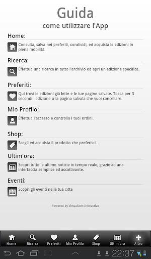 【免費新聞App】Settegiorni (Bollate-Paderno)-APP點子