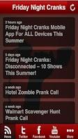 Screenshot of Friday Night Cranks
