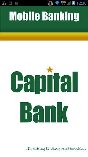 Capital Bank Mobile Banking