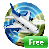 Airline Flight Status Tracker & Live Plane Radar