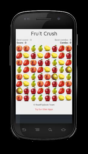 Fruit Crush - Puzzle Game
