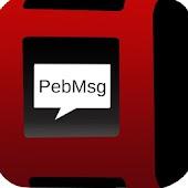 PebMsg
