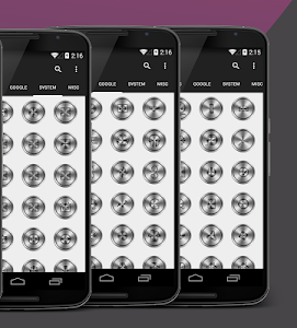 C-Metal - Icon Pack v1.2